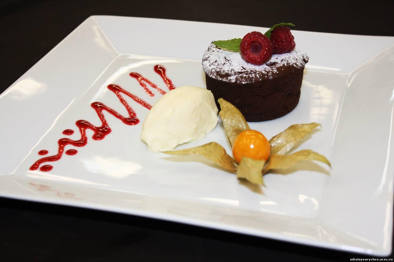 Шоколадный флан рецепты